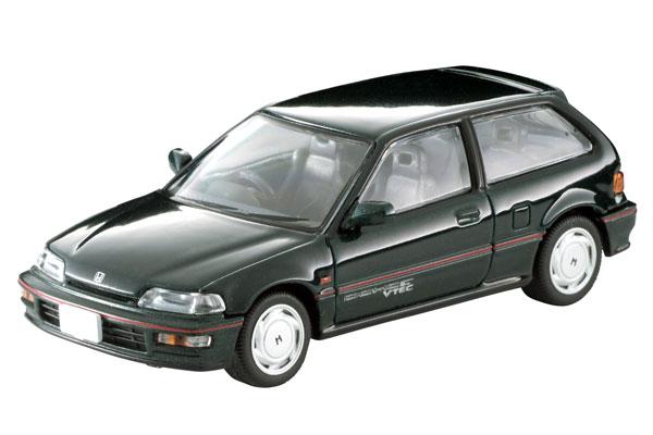 トミカリミテッドヴィンテージ ネオ LV-N182a Honda シビック SiR-II(緑)[トミーテック]《在庫切れ》