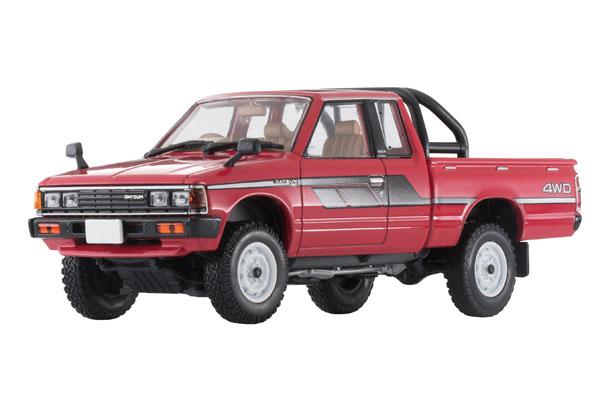 トミカリミテッドヴィンテージ ネオ TLV-N43-26a ダットサン キングキャブ4WD(赤)[トミーテック]《09月予約》