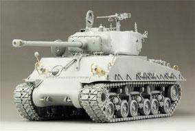 1/35 M4A3E8 シャーマン中戦車  イージーエイト w/可動式履帯 プラモデル[ライフィールドモデル]《発売済・在庫品》