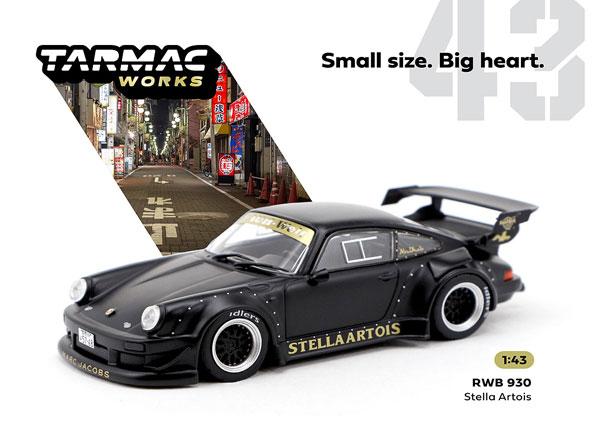 1/43 RWB 930 Stella Artois[Tarmac Works]《発売済・在庫品》