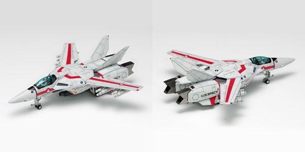 超時空要塞マクロス 1/100 VF-1[A / J / S] ファイター マルチプレックス プラモデル[WAVE]《08月予約》