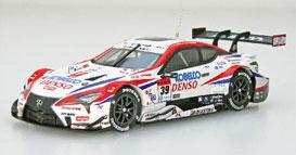 1/43 DENSO KOBELCO SARD LC500 SUPER GT GT500 2018 No.39[EBBRO]《未定月予約》