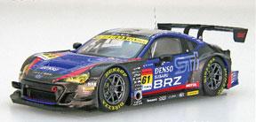 1/43 SUBARU BRZ R&D SPORT SUPER GT GT300 2018 Test No.61[EBBRO]《未定月予約》