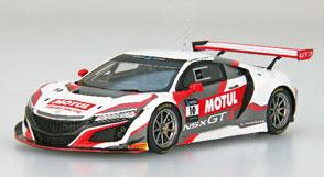 1/43 Honda Team Motul NSX GT3 SUZUKA 10 HOURS 2018 No.10[EBBRO]《在庫切れ》