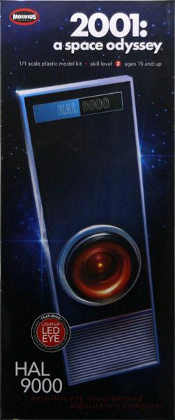 2001年宇宙の旅 1/1 HAL9000 (実物大) プラモデル[メビウスモデル]《10月予約》