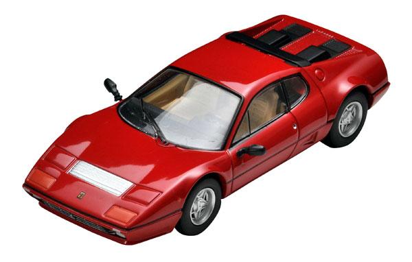 トミカリミテッドヴィンテージ ネオ TLV-NEO フェラーリ512BBi(赤)[トミーテック]《発売済・在庫品》