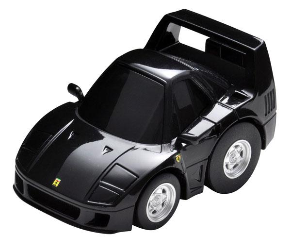 チョロQ zero Z-66b フェラーリF40(黒)[トミーテック]《発売済・在庫品》