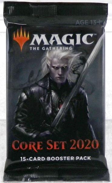 マジック:ザ・ギャザリング 基本セット2020 ブースターパック 英語版 パック[Wizards of the Coast]《発売済・在庫品》