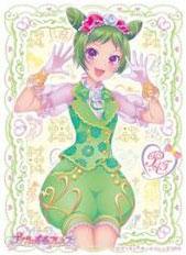 キャラクタースリーブ プリティーオールフレンズ 森園わかな(EN-825) パック[エンスカイ]《発売済・在庫品》