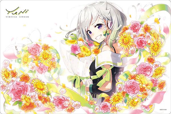 ブシロード ラバーマットコレクション Vol.412 『virtual singer YuNi』1st Anniversary ver.[ブシロード]《在庫切れ》