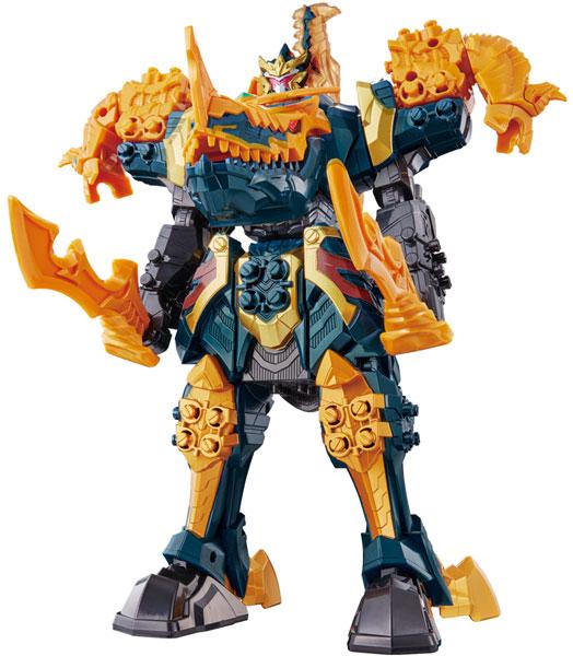 騎士竜戦隊リュウソウジャー 騎士竜シリーズEX 竜装合体 DXキシリュウジン[バンダイ]《発売済・在庫品》