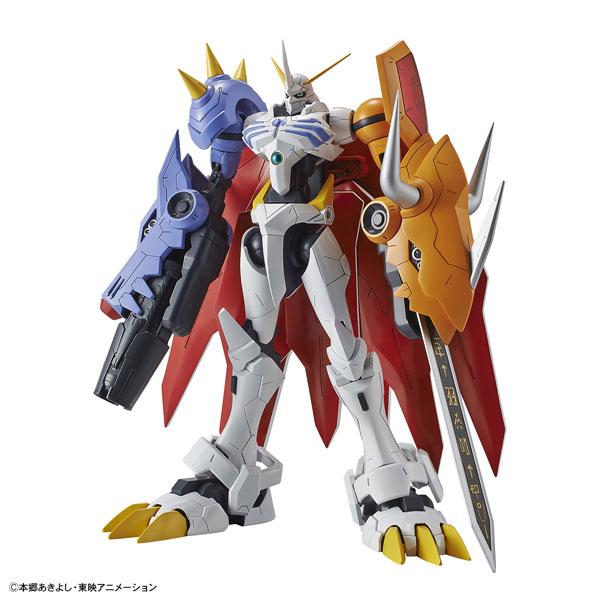 Figure-rise Standard オメガモン(AMPLIFIED) プラモデル 『デジモンアドベンチャー』[BANDAI SPIRITS]《発売済・在庫品》