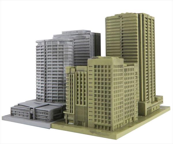 ジオクレイパー ブレイクエフェクト 中層ビル[日本卓上開発]《発売済・在庫品》