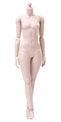 1/6 シン シリーズ スーパーフレキシブル女性素体 プラスチックジョイント ペール スモールバスト(再販)[POP Toys]《06月仮予約》