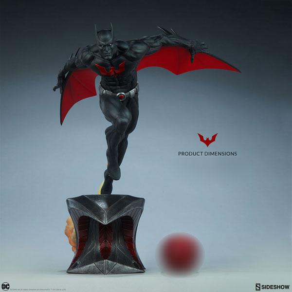 DCコミックス プレミアムフォーマットフィギュア バットマン バットマン ザ フューチャー[サイドショウ]【同梱不可】【送料無料】《在庫切れ》