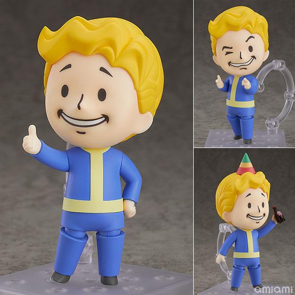 ねんどろいど Fallout ボルトボーイ[グッドスマイルカンパニー]《03月予約》