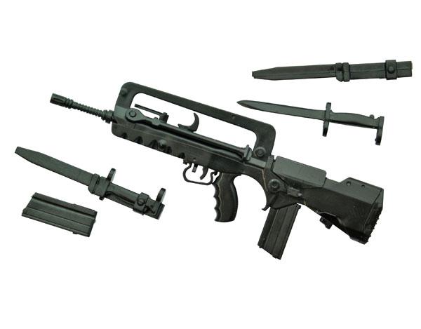 リトルアーモリー[LA057]FA-MAS F1タイプ 1/12 プラモデル[トミーテック]《発売済・在庫品》