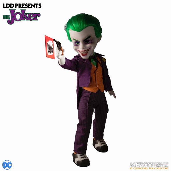 リビングデッドドールズ/ LDD presents DCコミックス: ジョーカー[メズコ]《在庫切れ》