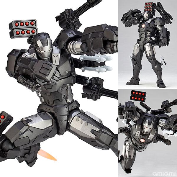 フィギュアコンプレックス アメイジング・ヤマグチ No.016 War machine(ウォーマシン)[海洋堂]【送料無料】《発売済・在庫品》