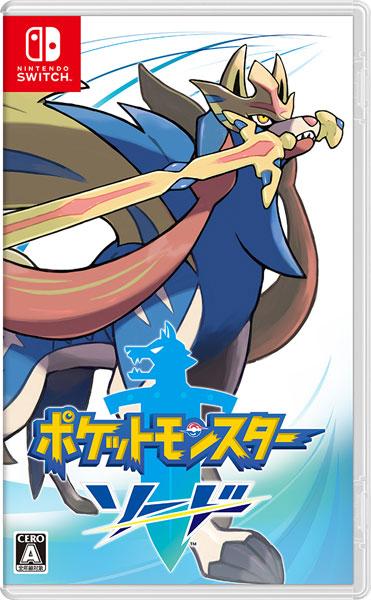 Nintendo Switch ポケットモンスター ソード[任天堂]【送料無料】《11月予約》