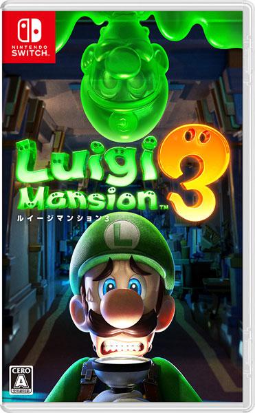 Nintendo Switch ルイージマンション3[任天堂]【送料無料】《発売済・在庫品》