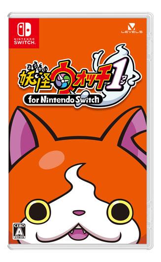 Nintendo Switch 妖怪ウォッチ1 for Nintendo Switch[レベルファイブ]《在庫切れ》