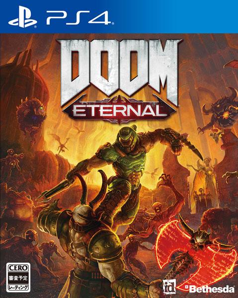 PS4 DOOM Eternal[ベセスダ・ソフトワークス]《在庫切れ》