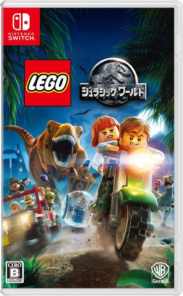 Nintendo Switch LEGO ジュラシック・ワールド[ワーナーブラザースジャパン]【送料無料】《在庫切れ》