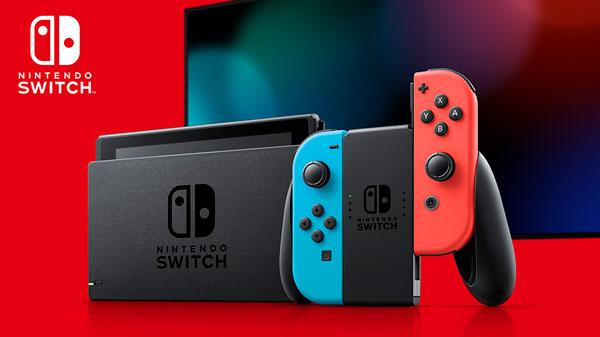 Nintendo Switch Joy-Con(L) ネオンブルー/(R) ネオンレッド (本体)[任天堂]《在庫切れ》