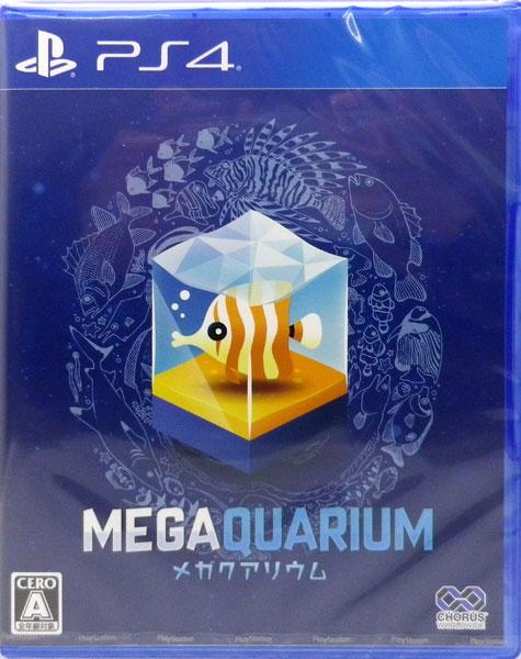 PS4 メガクアリウム[コーラス・ワールドワイド]《在庫切れ》