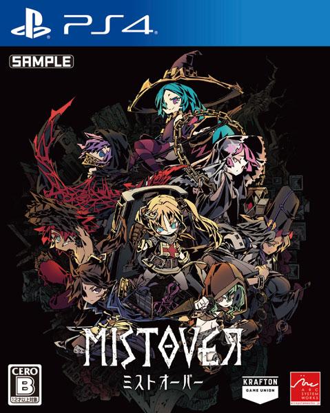 PS4 MISTOVER[アークシステムワークス]《01月予約》