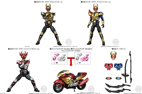 SHODO-X 仮面ライダー6 10個入りBOX (食玩・仮称)[バンダイ]《10月予約》