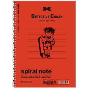 名探偵コナン ノート(B5サイズ) 江戸川コナン[ヒサゴ]《在庫切れ》
