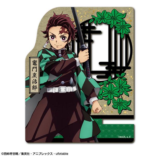 Demon Slayer Wooden Smartphone Stand Design 01 Kamado Tanjiro Resale License Agent 04 Reservation Merchpunk