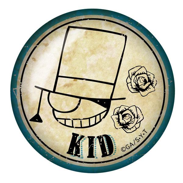 名探偵コナン ヴィンテージシリーズ ガラスマグネット 怪盗キッド[ツインクル]《09月予約》