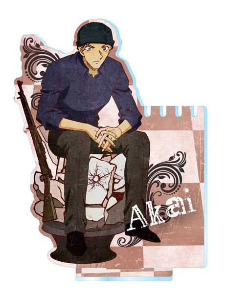 名探偵コナン ヴィンテージシリーズ アクセサリースタンド~チェス~ 赤井秀一[ツインクル]《発売済・在庫品》
