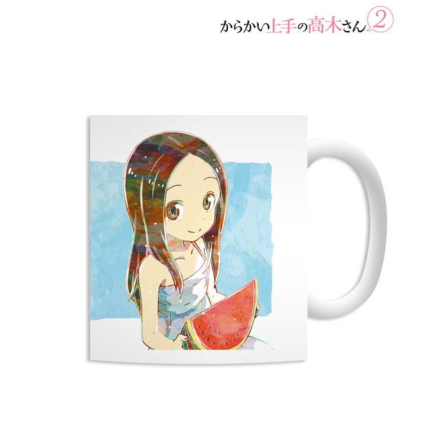 からかい上手の高木さん2 高木さん Ani-Art マグカップ[アルマビアンカ]《10月予約》