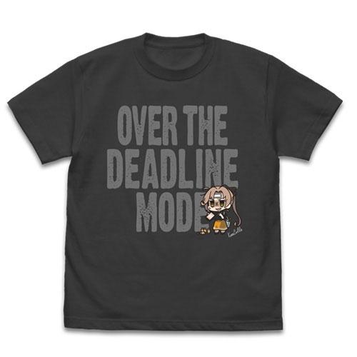 艦隊これくしょん -艦これ- 秋雲Tシャツ 超修羅場mode/SUMI-XL(再販)[コスパ]《02月予約》