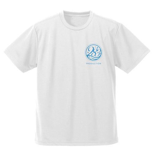 アイドルマスター シャイニーカラーズ 283プロダクション レッスン ドライTシャツ/WHITE-S(再販)[コスパ]《06月予約》