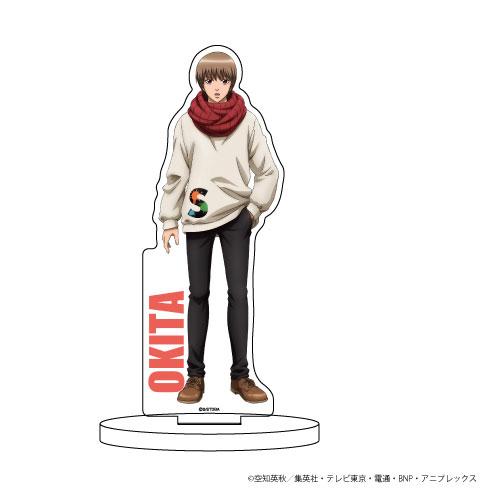 キャラアクリルフィギュア「銀魂.」05/沖田総悟 遊園地ver.[A3]《在庫切れ》