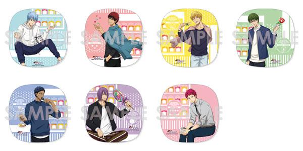 黒子のバスケ くつろぎコレクション 第3弾 -Sweet Candy- 7個入りBOX[ソル・インターナショナル]《在庫切れ》