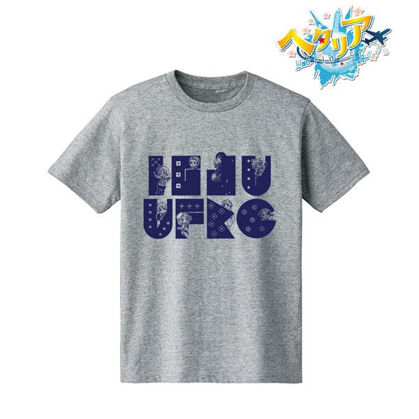 ヘタリア World★Stars イニシャルTシャツ メンズ L(再販)[アルマビアンカ]《在庫切れ》