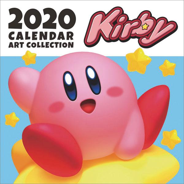 星のカービィ 2020年カレンダー[エンスカイ]《取り寄せ※暫定》