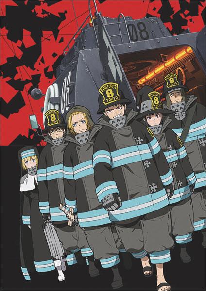 炎炎ノ消防隊 2020年カレンダー[エンスカイ]《在庫切れ》