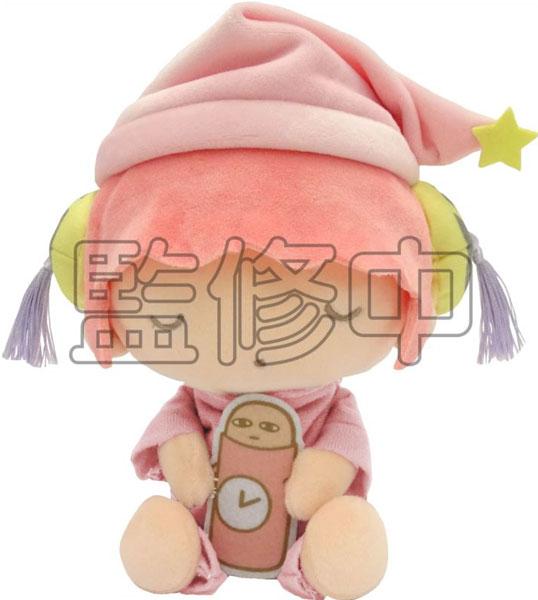 銀魂×Sanrio characters YOROZUYA×TSおやすみ柄むにゅぐるみS(神楽)[KThingS]《在庫切れ》