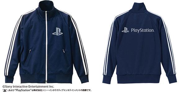 """プレイステーション ジャージVer.2 """"PlayStation""""/NAVY×WHITE-L(再販)[コスパ]《06月予約》"""