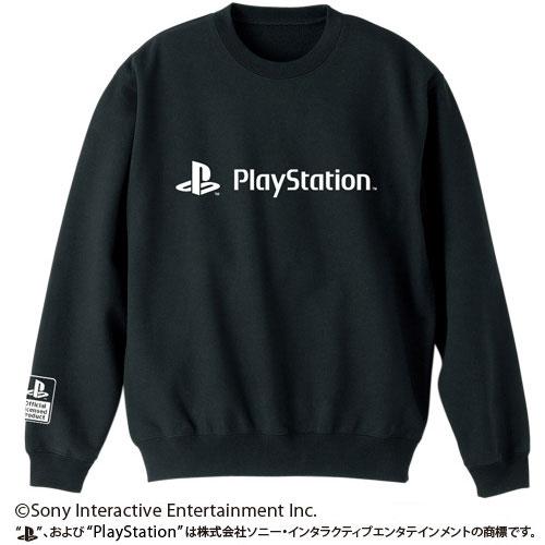 """プレイステーション トレーナー """"PlayStation""""/BLACK-L(再販)[コスパ]《06月予約》"""