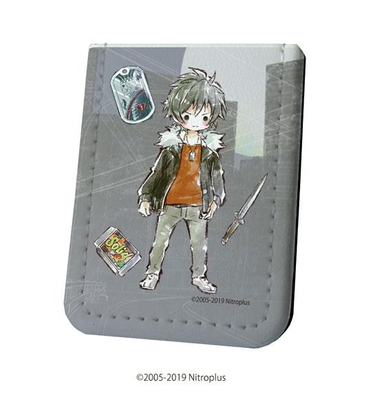 レザーフセンブック「咎狗の血」01/アキラ(グラフアート)[A3]《在庫切れ》