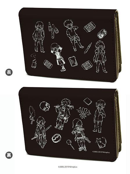 キャラケース「咎狗の血」01/集合デザイン(グラフアート)[A3]《在庫切れ》