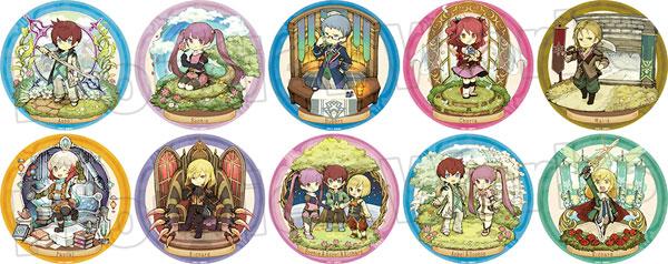 テイルズ オブ グレイセス エフ キャラクタークロニクル トレーディング缶バッジ 10個入りBOX[フロンティアワークス]《在庫切れ》
